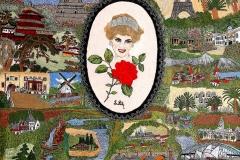 3-Diana-Princess-of-the-whole-world.-70x100см
