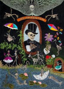 1. H.C.Andersen's fairy tales    (size: 70x100см=27.6 inch-39.4 in )