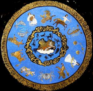 10.  The Zodiac Horoskope