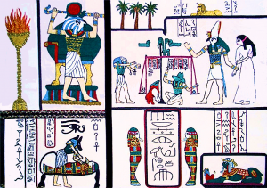2. The Gods of ancient Egypt