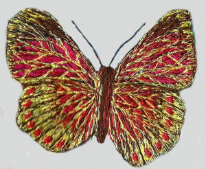 29. The process of creating the Butterflys