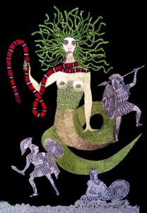 8. Medusa Gorgona